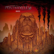 Indicios by POST MORTEM album cover
