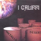 Fiore di Metallo by CALIFFI, I album cover