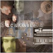 Scramble by KICK THE CAT album cover