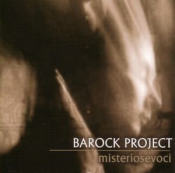 Misteriose Voci by BAROCK PROJECT album cover