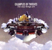 The Way Things Are by EXAMPLES OF TWELVES album cover