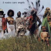 Il Nostro Caro Angelo by BATTISTI, LUCIO album cover