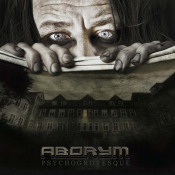Psychogrotesque by ABORYM album cover