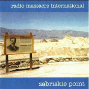 Zabriskie Point by RADIO MASSACRE INTERNATIONAL album cover