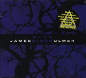 Blue Blood by ULMER, JAMES BLOOD album cover