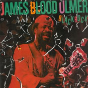 Black Rock by ULMER, JAMES BLOOD album cover
