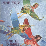 Time Of Change  by TRIP, THE album cover