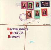 Per... Un Mondo Di Cristallo  by RACCOMANDATA RICEVUTA RITORNO album cover