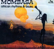 African Rhythms And Blues by MOMBASA album cover