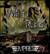 Empires by WITHIN THE RUINS album cover