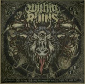 Omen by WITHIN THE RUINS album cover
