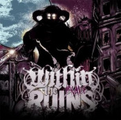 Invade by WITHIN THE RUINS album cover