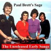The Unreleased Early Songs by BRETT, PAUL album cover