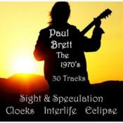 The 1970s by BRETT, PAUL album cover