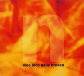 Broken by NINE INCH NAILS album cover