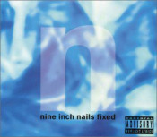 Fixed by NINE INCH NAILS album cover