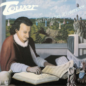 Tales From A Book Of Yestermorrow by TOWER album cover