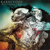 Asymmetry by KARNIVOOL album cover