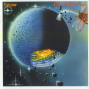 Man In The Moon by NEKTAR album cover