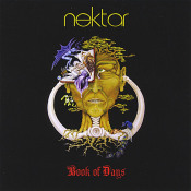 Book Of Days by NEKTAR album cover