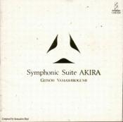 Symphonic Suite Akira by GEINOH YAMASHIROGUMI album cover