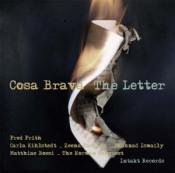 The Letter by COSA BRAVA album cover