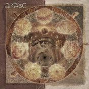 Living Mirrors by DISPERSE album cover