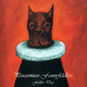 Father Dog by PROCOSMIAN FANNYFIDDLERS album cover