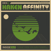 Affinity by HAKEN album cover