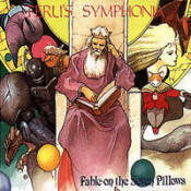 Fable on the Seven Pillows by TERU'S SYMPHONIA album cover