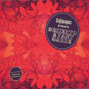 Desierto Avant Garde by GALÁPAGOS album cover
