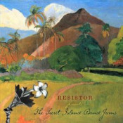 The Secret Island Band Jams by RESISTOR album cover