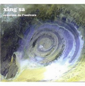 Création de l'univers by XING SA album cover