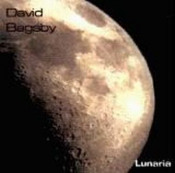 Lunaria by BAGSBY, DAVID album cover