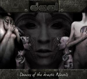 Dances of the Drastic Navels by DAAL album cover