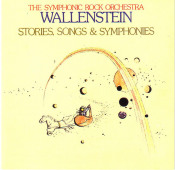 Stories, Songs & Symphonies by WALLENSTEIN album cover