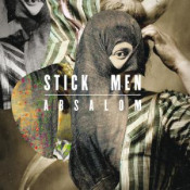 Absalom by STICK MEN album cover