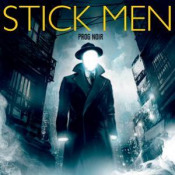 Prog Noir by STICK MEN album cover