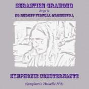 Symphonie Consternate by GRAMOND, SÉBASTIEN album cover