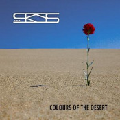 Colours of the Desert by SKYS, THE album cover