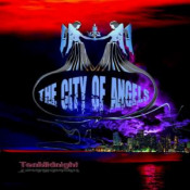 The City Of Angels by TENMIDNIGHT album cover