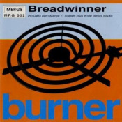 Burner by BREADWINNER album cover