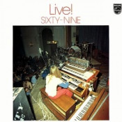 Live! by SIXTY-NINE album cover