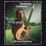 The Past Inside the Present by CONTINENZA,GIANFRANCO album cover