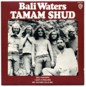 Bali Waters by TAMAM SHUD album cover