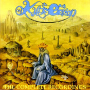 The Complete Recordings 1974-1978 by KYRIE ELEISON album cover