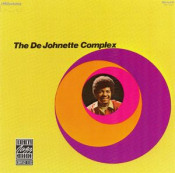 The DeJohnette Complex by DEJOHNETTE,JACK album cover