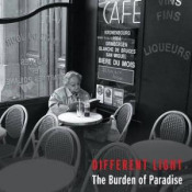 The Burden Of Paradise by DIFFERENT LIGHT album cover
