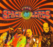 The Spacelords by SPACELORDS, THE album cover