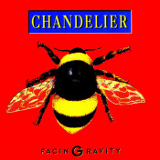 Facing Gravity by CHANDELIER album cover